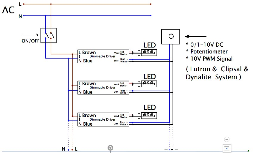 led constant current driver