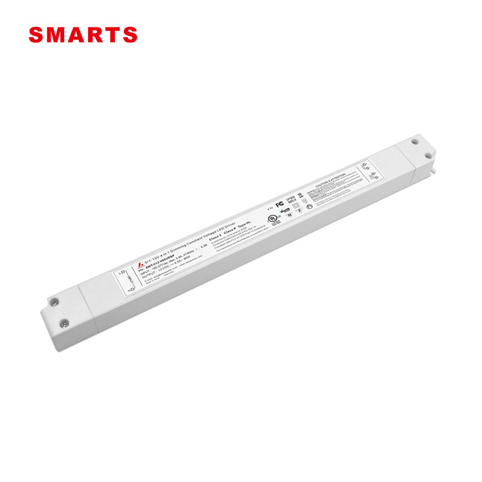 12v 60w 0-10V dimming led driver