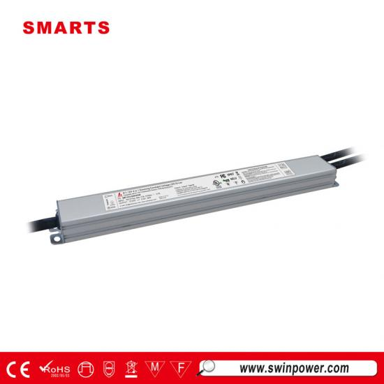 slim type 0-10v dimmable led driver