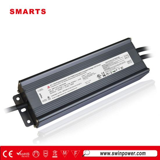 277vAC 0-10v dimmable led driver