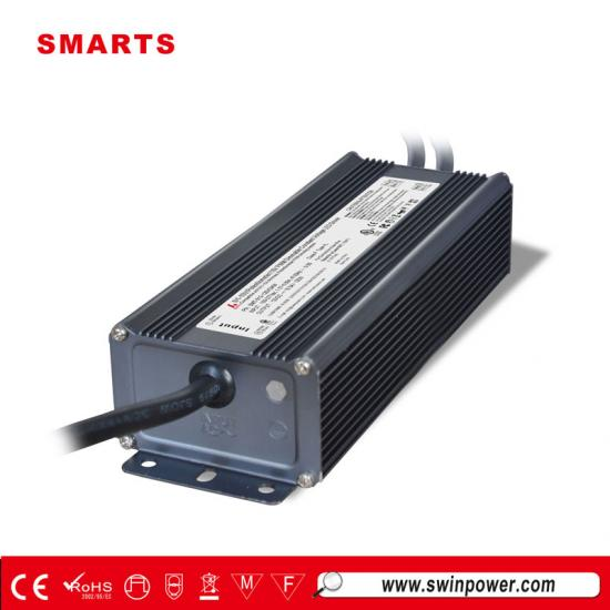277vac 0-10v dimmable 12v 120w led driver