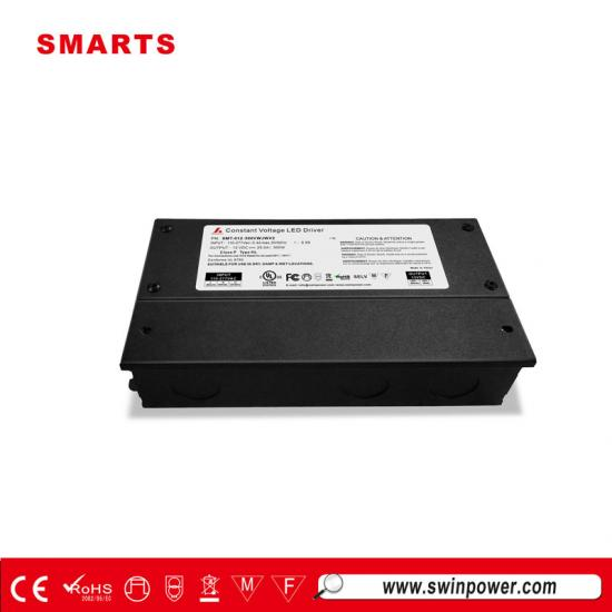 ul listed 12v power supply