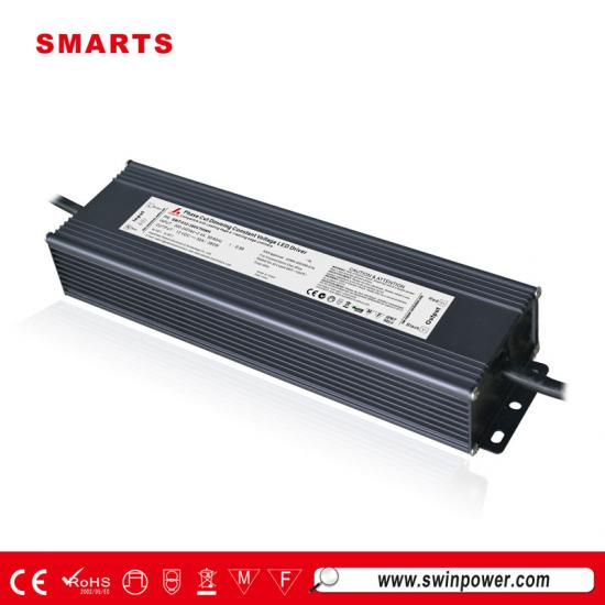 220vac triac dimmable constant voltage led driver